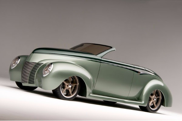 """1940 Ford Coupe """"Vision"""""""