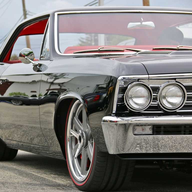 1967 Chevrolet Chevelle by Roadster Shop