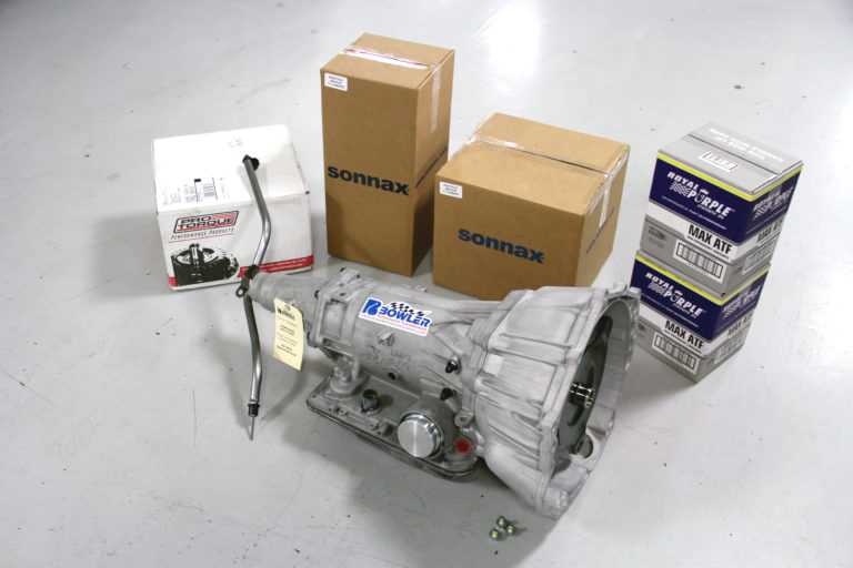 GM 4L75E Autocross Performance Transmission 2 84, 1 55, 1 00,  70 Ratio (Up  to 650 HP / 550 lb-ft of Torque)
