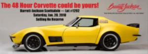 Bowler RideTech 48 Hour Camaro