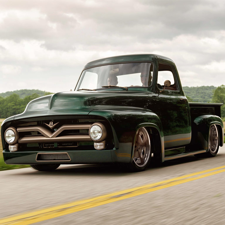 1953 Ford F-100 by Classic Car Studios