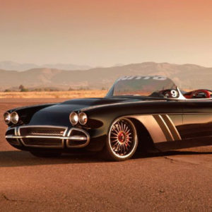 1962 Chevrolet Corvette by Roadster Shop