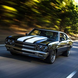1970 Chevrolet Chevelle by Detroit Speed