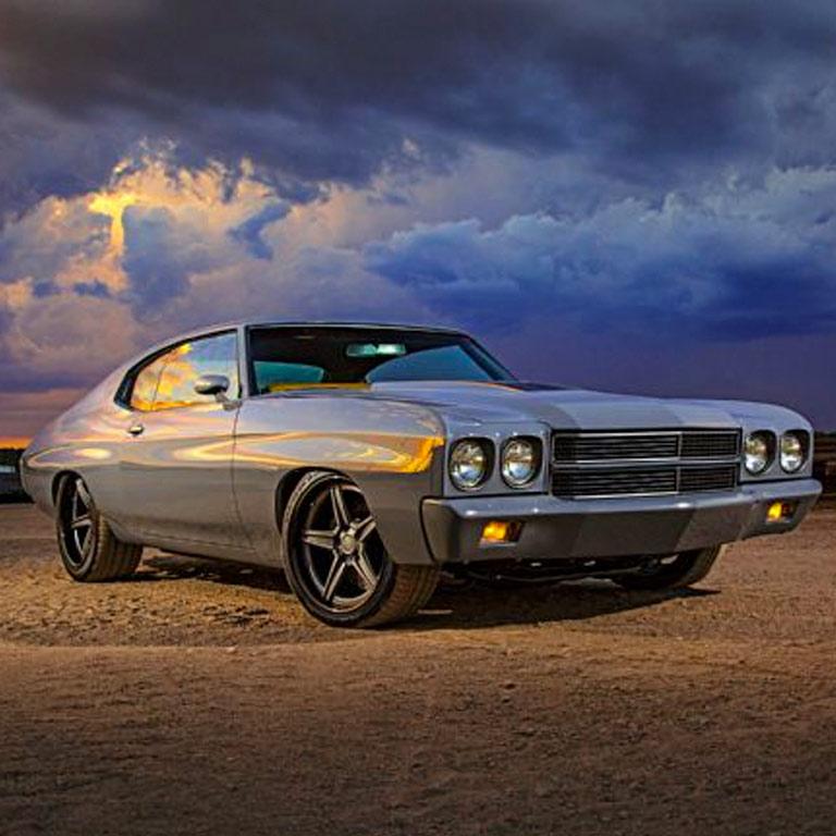 1970 Chevrolet Chevelle | Goolsy Customs | Bowler Tremec Transmission