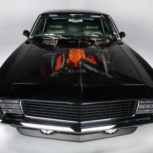 1969 Chevrolet Camaro 'TUX' by Detroit Speed