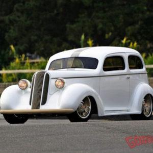 """1936 Pontiac """"Pindian"""""""