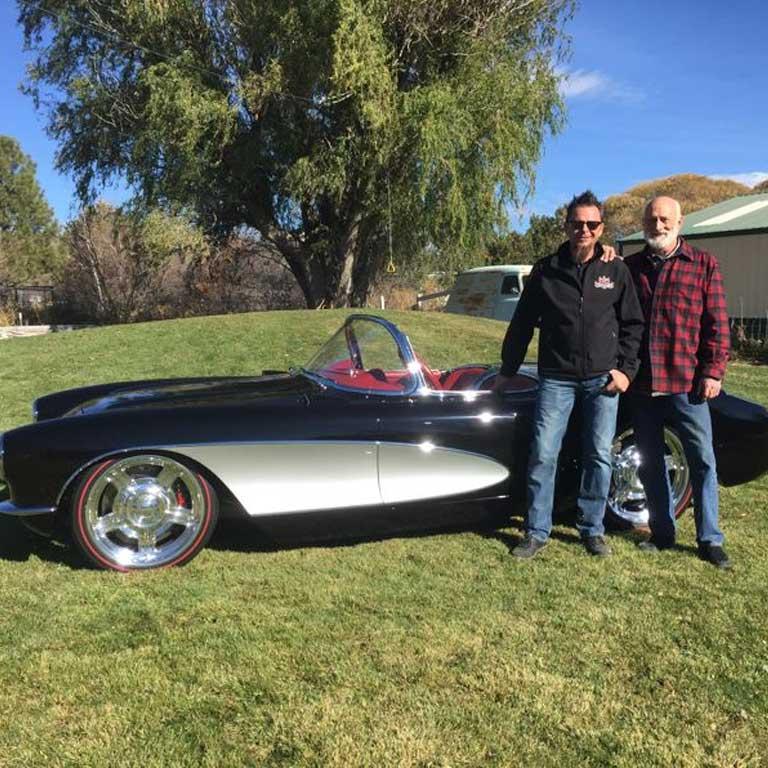 1957 Chevrolet Corvette by Kindig-It Designs