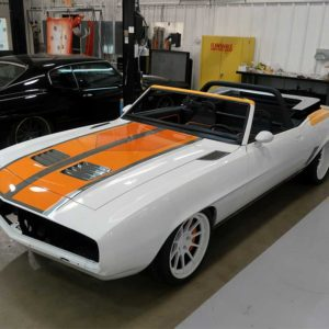 1969 Chevrolet Camaro by Detroit Speed