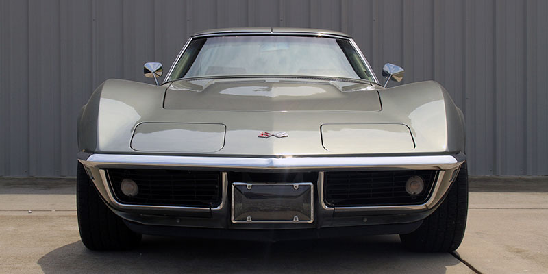 1969 Chevrolet Corvette by Detroit Speed