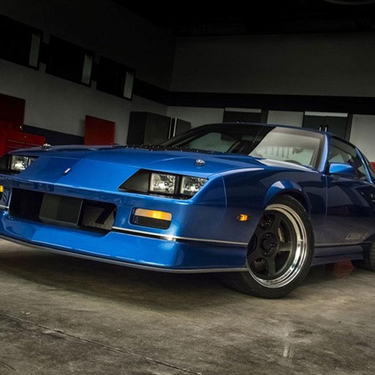 """1987 Chevrolet Camaro """"DSE-Z"""" by Detroit Speed"""