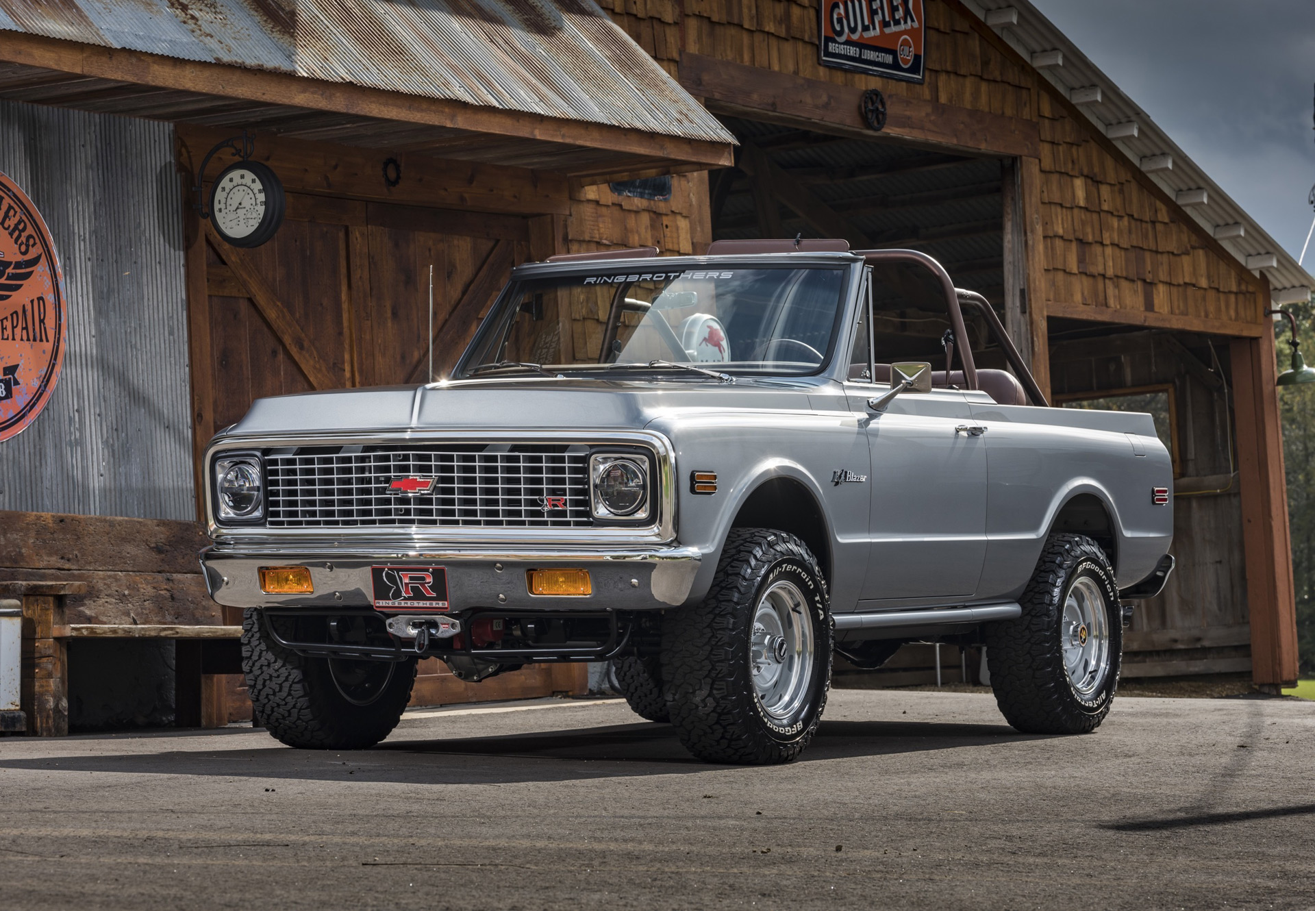 "1971 Chevrolet K5 Blazer ""Seaker"" by Ring Brothers ..."