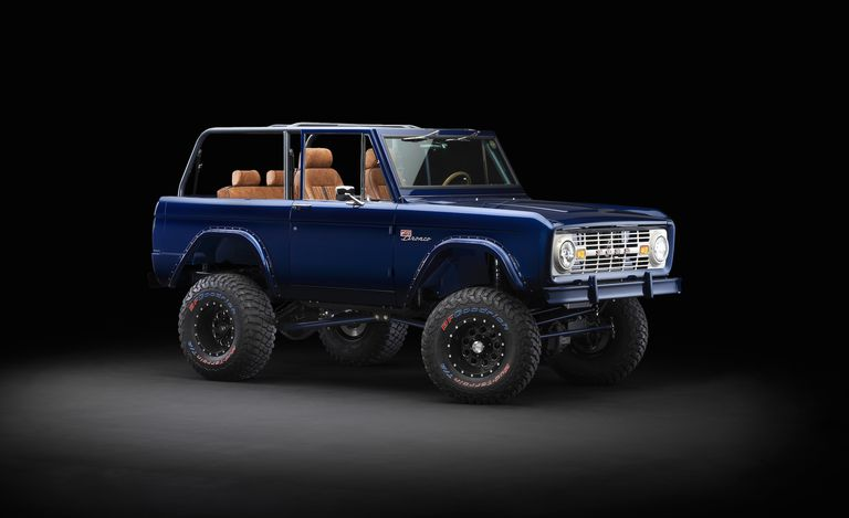 bronco final build 1 hi res 1542662714 1966 ford bronco by maxlider brothers bowler transmissions