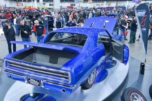 1965 Chevrolet Chevelle - Reflection