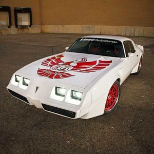 1981 Pontiac Trans Am Turbo by Schwartz Performance