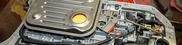refinished 4L80E transmission