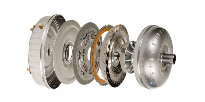 Torque Converter expanded