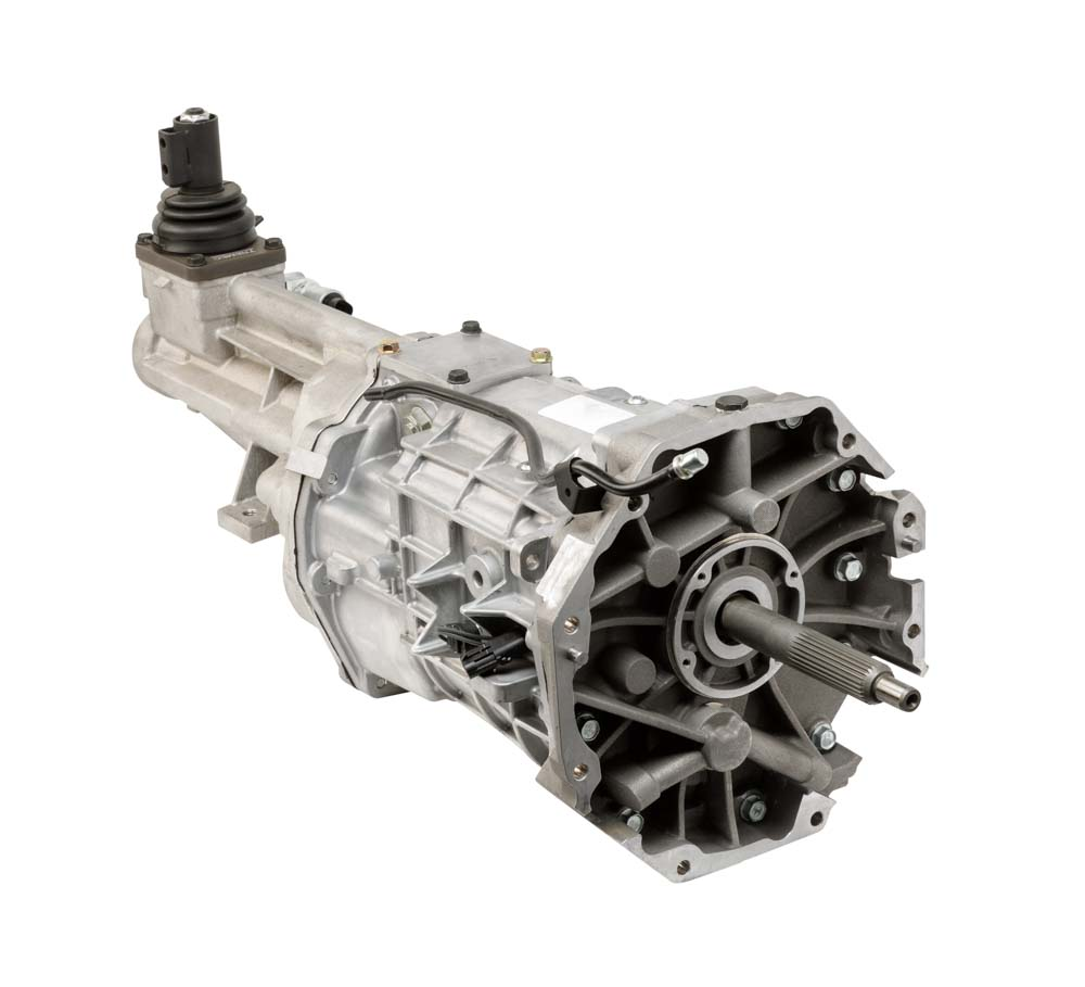TREMEC Magnum XL extended length 6-speed performance overdrive manual transmission