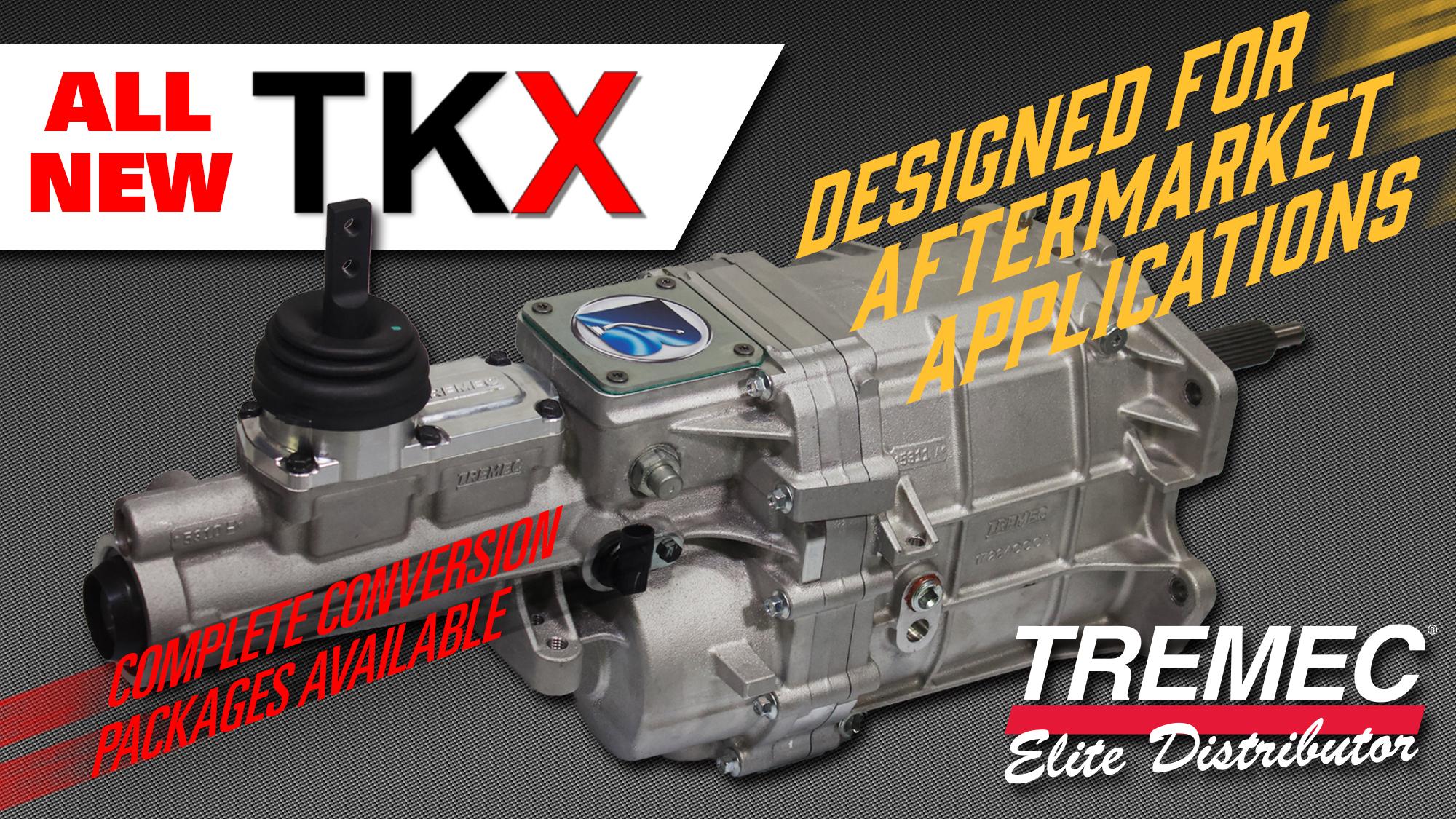 TKX Transmission
